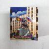 Магнит Спички Краснодар памятник Казачеству 52507 95279