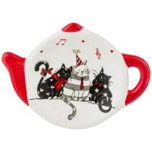 "Чайный пакетик коллекция ""Party cats"" 53349"
