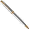 Шариковая ручка Parker Sonnet Core - Stainless Steel GT 1931507