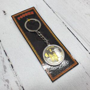 Брелок Кубань Казаки с мельницей (монета) 45691