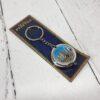 Брелок Рулетка 1 метр Краснодар (серебро) 52517 95368