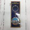 Брелок Рулетка 1 метр Краснодар (серебро) 52517 95369