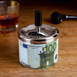 "Пепельница ""100 Евро"" 31739"