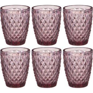 """Набор стаканов """"Пина"""" из 6-и шт. 260 мл. 47222"""