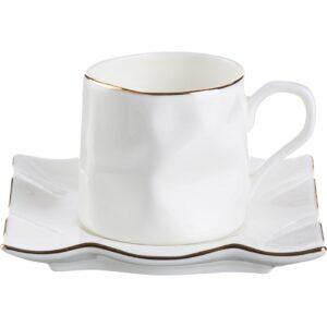 Кофейный набор на 1 персону 2 предмета 150 мл 53656