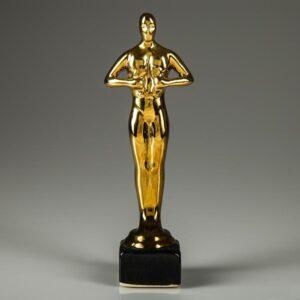 "Статуэтка ""Оскар"" 16 см 49572"