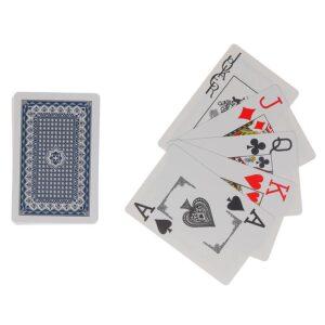 Карты игральные пластик 54 шт, 28 мкрн 50356