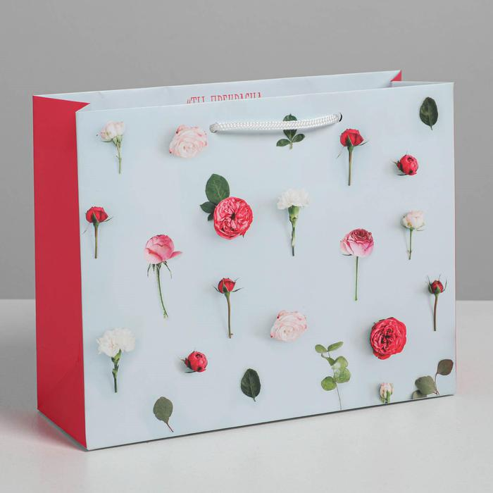 Пакет «Ты прекрасна», MS 18 × 23 × 8 см 55978