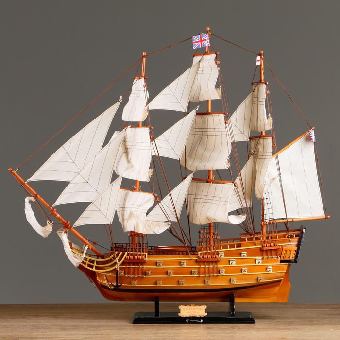 Корабль «Виктория», 79х73 см 56127