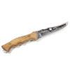 """Нож """"Скорпион"""" (вощеный орех, клепаный) 43599"""