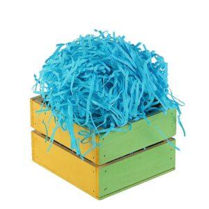 Наполнитель бумажный синий,  50 гр 45050
