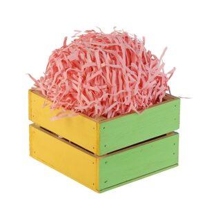 Наполнитель бумажный нежно-розовый,  50 гр 45051