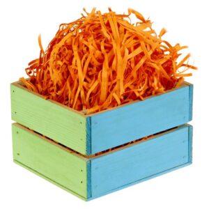 Наполнитель бумажный оранжевый,  50 гр 48665
