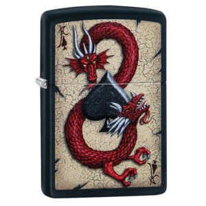 Зажигалка Zippo (зиппо) №29840 Dragon Ace Design