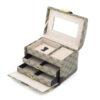 Шкатулка для украшений Jardin D'Ete, цвет коричнево-бежевый 52898 83900