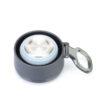 Термокружка Stinger, 0,42 л, сталь/пластик, чёрный матовый, с ситечком 52902 83911