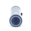 Термокружка Stinger, 0,42 л, сталь/пластик, синий матовый, с ситечком 52903 83914