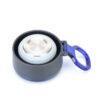Термокружка Stinger, 0,42 л, сталь/пластик, синий матовый, с ситечком 52903 83915
