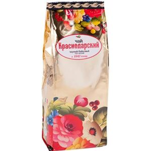 """Чай черный классический """"Экстра"""" 180 г. Краснодарский 46669"""