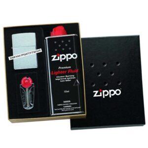 Подарочный набор для широкой зажигалки Zippo 50R