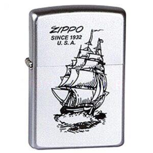Зажигалка Zippo (зиппо) №205 Boat-Zippo