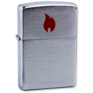 Зажигалка Zippo (зиппо) №200 Red Flame