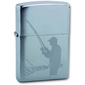 Зажигалка Zippo (зиппо) №200 Fisherman
