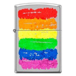 Зажигалка Zippo (зиппо) №205 Rainbow Радуга