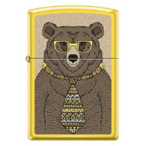 Зажигалка Zippo (зиппо) №24839 Bear Медведь