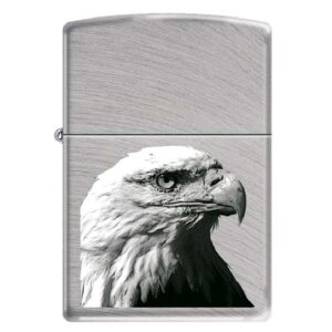 Зажигалка Zippo (зиппо) №24647 EAGLE HEAD Орёл