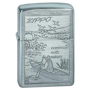 Зажигалка Zippo (зиппо) №200 Row Boat