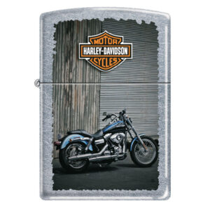 Зажигалка Zippo (зиппо) №207 HARLEY BIKES Harley-Davidson