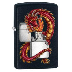 Зажигалка Zippo (зиппо) №218 ORIENTAL DRAGON Дракон