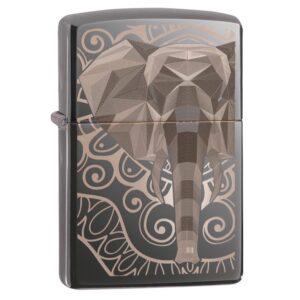 Зажигалка Zippo (зиппо) №49074 Elephant Fancy Fill Design