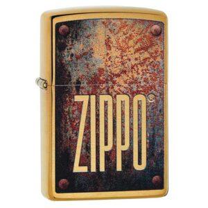 Зажигалка Zippo (зиппо) №29879 Rusty Plate Design