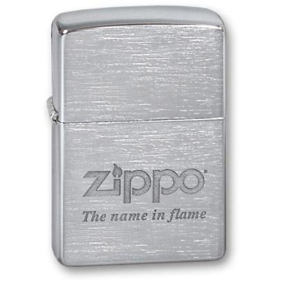Зажигалка Zippo (зиппо) №200 Name in flame