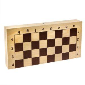 """Шахматы """"Айвенго"""" с деревянной шахматной доской  45068"""