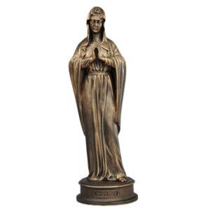 Скульптура Дева Мария средняя 24 см 50234