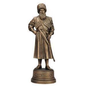 Статуэтка Имам Шамиль малая 20 см 52519