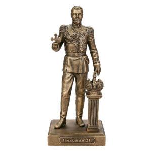 Статуэтка Николай II 53539