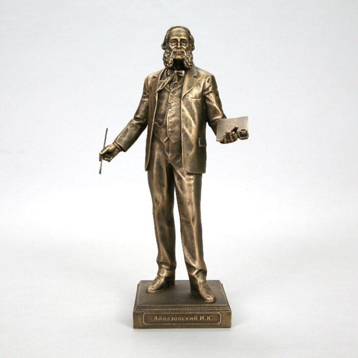 Статуэтка Айвазовский И.К. 22 см 55268