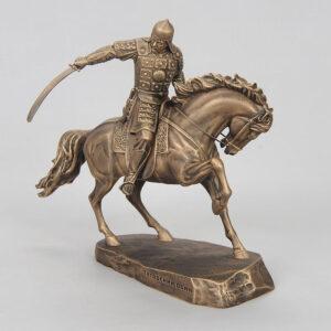 Статуэтка Татарский воин на коне малая 56792