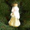 Игрушка на ёлку Дед Мороз (стекло) 51035 62145