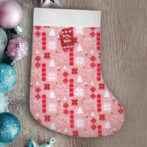 """Носок для подарков """"Тепла и уюта"""" 47493"""