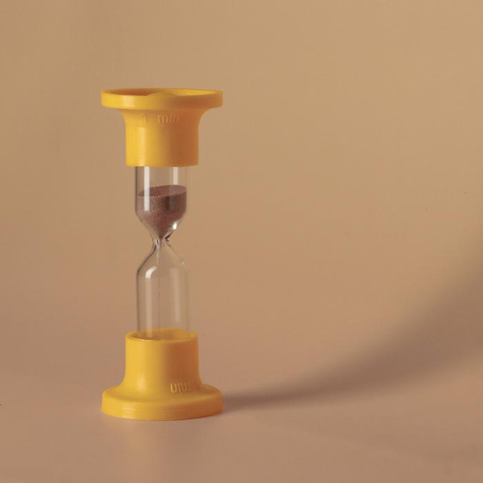 Часы песочные настольные на 1 минуту 57252