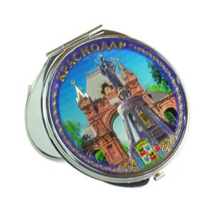 Зеркало Краснодар Екатерина святая и Триумфальная арка (металл) 20730
