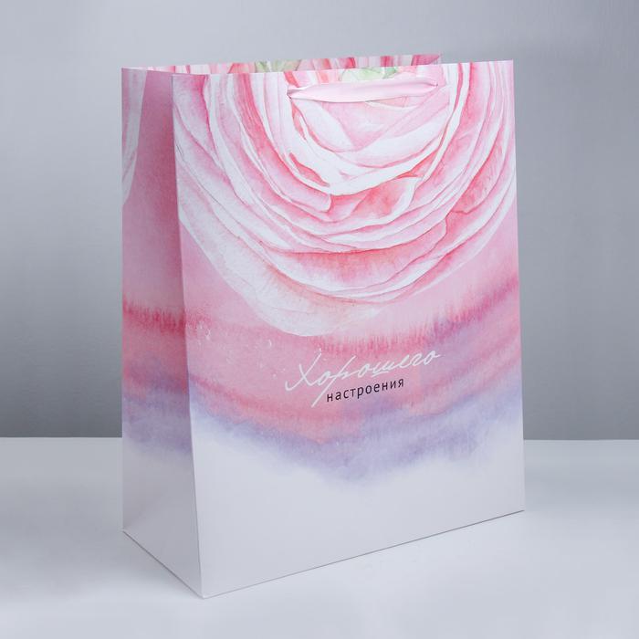 Пакет «Ласковые лепестки», XL 40 × 49 × 19 см 55992