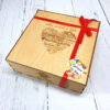 """Сухофрукты с Кубани в подарочной коробке """"Моя любовь к тебе"""" 57381"""