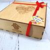 """Сухофрукты с Кубани в подарочной коробке """"Моя любовь к тебе"""" 57381 97698"""