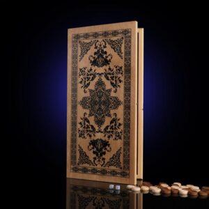 """Нарды """"Восток"""", деревянная доска 50х50 см 54869"""